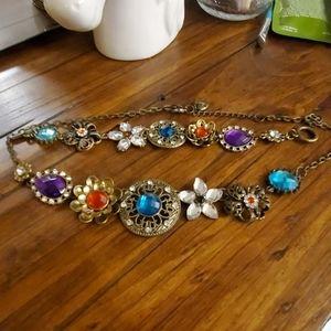 Retro jewelry set